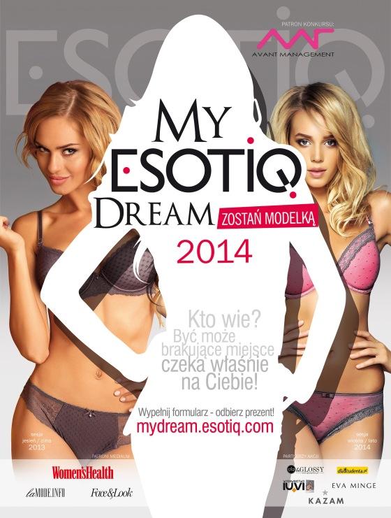 My ESOTIQ Dream - posterWWW