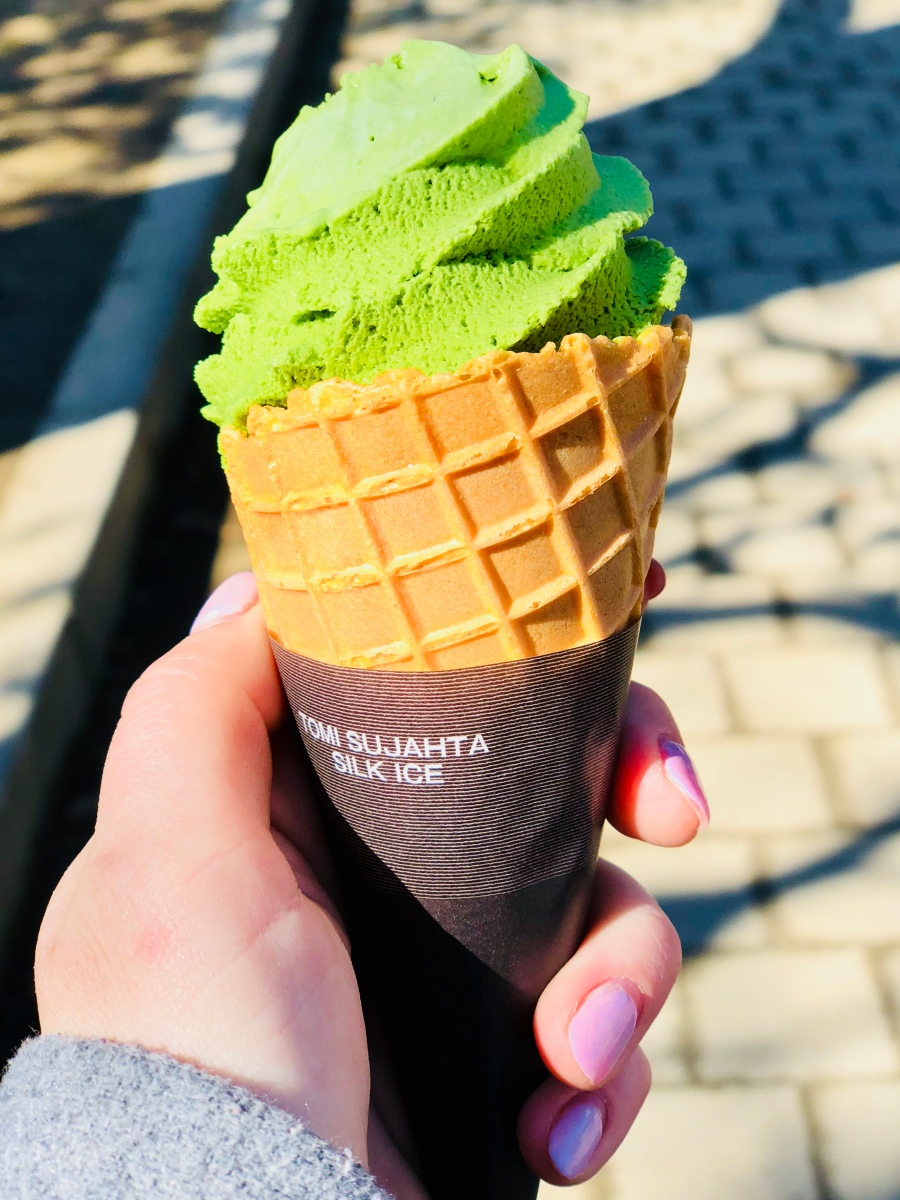 japońskie słodkości